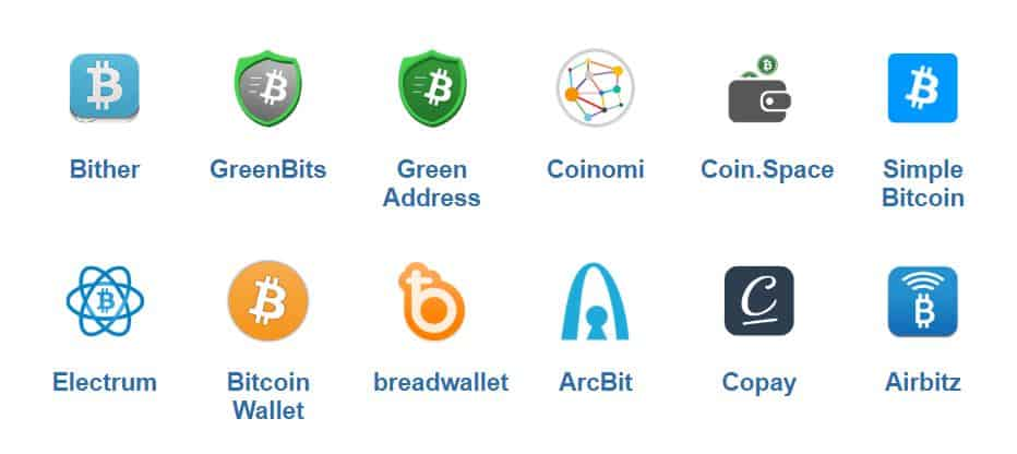 Android-Wallets