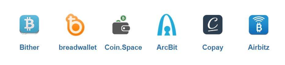 iOS-Wallets