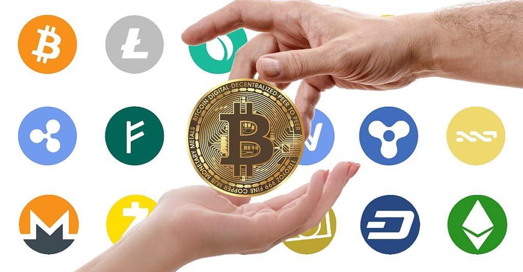 虛擬貨幣種類